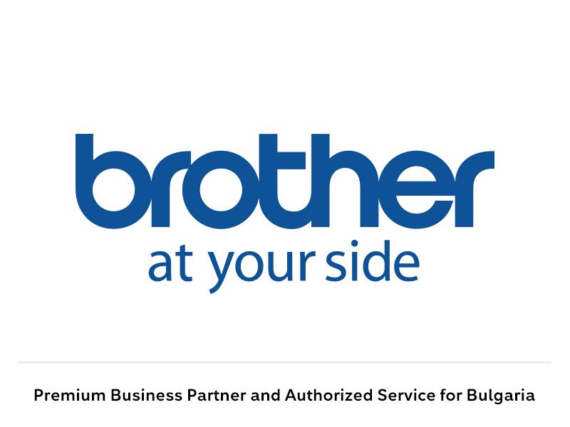 Brother– мултифункционални устройства, принтери, принтери за етикети и скенери, факс устройства,  заедно с оригинални консумативи.