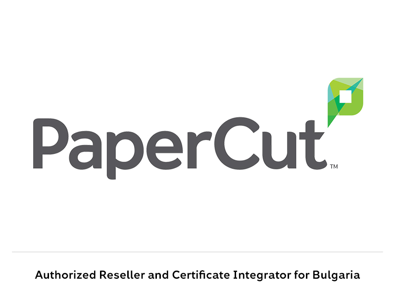 Authorized Reseller and Certificate Integrator for Bulgaria
