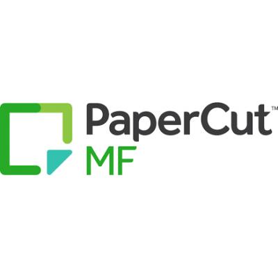 PaperCut MF, софтуер за управление на печатa
