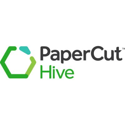 PaperCut HIVE, мощен софтуер за управление на печата в облака